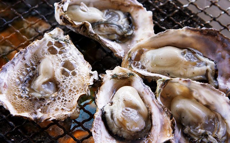 こだわり|九十九島の牡蠣はちょっと小ぶり。その分…旨みたっぷり濃厚!の画像